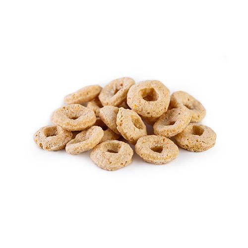 Anelli di Cereali al Miele