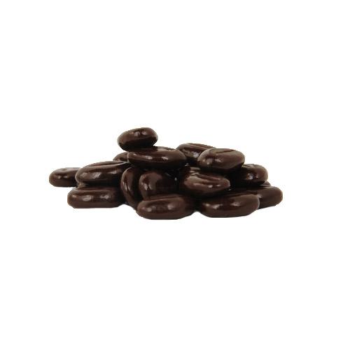 Anellini di Miele ricoperti al Cioccolato Fondente