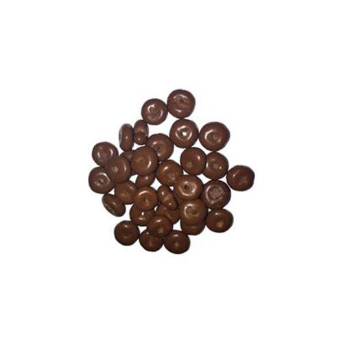 Anellini di Miele ricoperti al Cioccolato al Latte