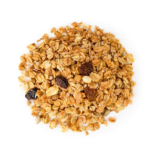 Muesli di Cereali con Frutta e Nocciole