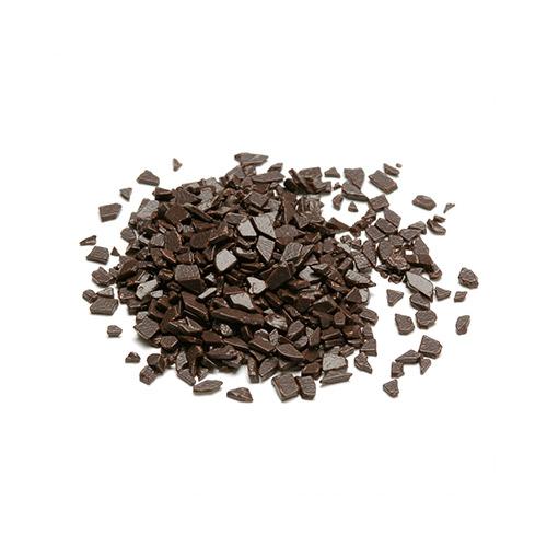 Scagliette di Cioccolato Fondente